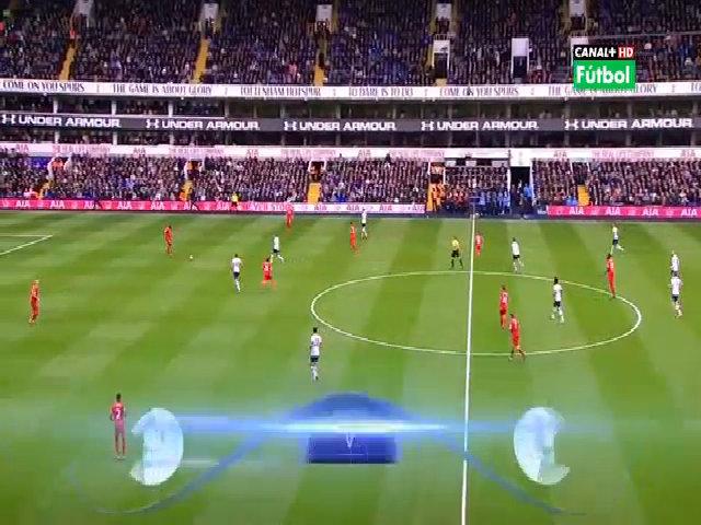 Tottenham Hotspur 0-0 Liverpool
