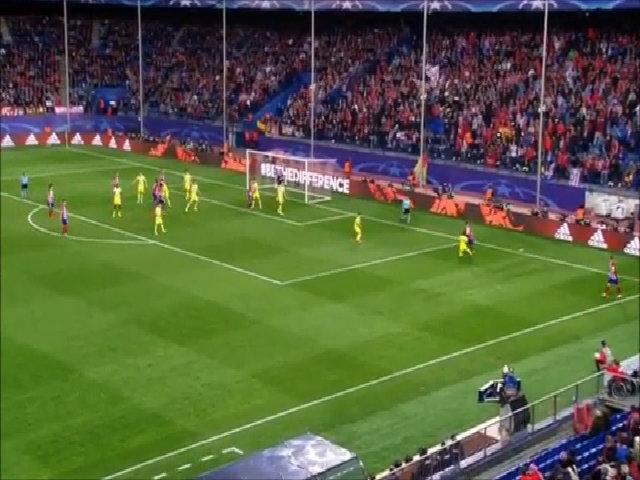 Atletico Madrid 4-0 Astana