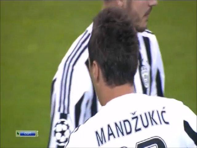 Juventus 0-0 Borussia Monchengladbach