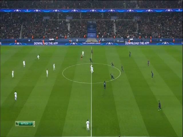 Paris Saint-Germain 0-0 Real Madrid