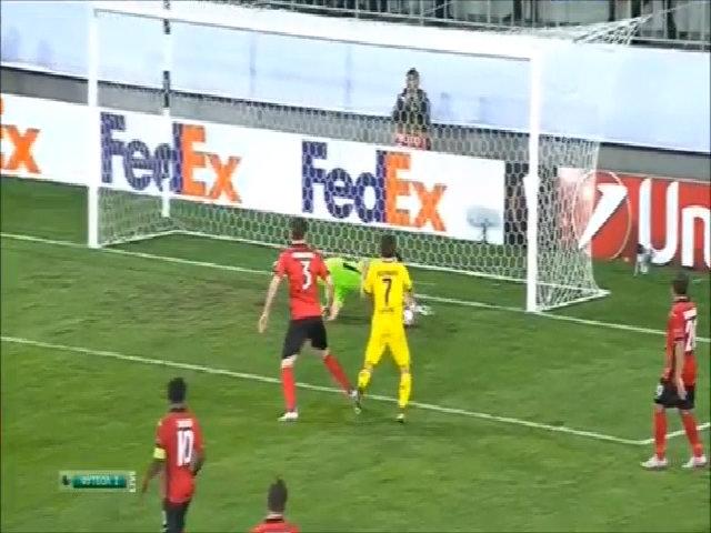 Gabala 1-3 Borussia Dortmund