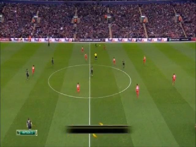 Liverpool 1-1Rubin