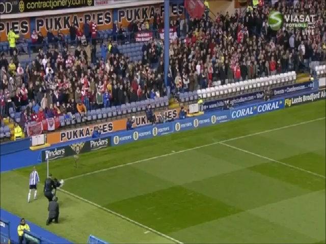 Sheffield Wednesday 3-0 Arsenal