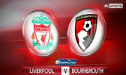 Liverpool 1-0 Bournemouth