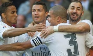 Real Madrid 4-1 Getafe