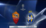 AS Roma 0-0 BATE Borisov