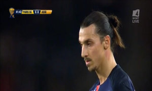 Paris Saint-Germain 1-0 Saint-Etienne
