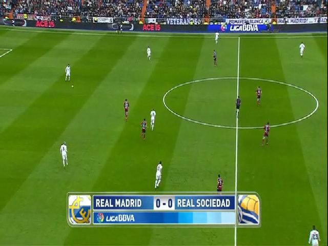 Real Madrid 3-1 Real Sociedad