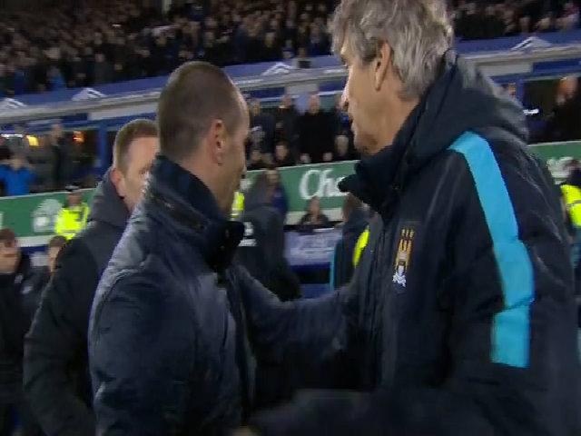 Everton 2-1 Manchester City