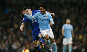 Manchester City 3-1 Everton