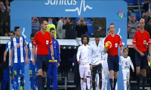 Real Madrid 6-0 Espanyol