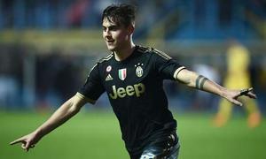 Frosinone 0-2 Juventus