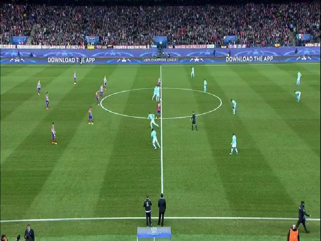 Atletico Madrid 0-0 PSV Eindhoven (pen 8-7)