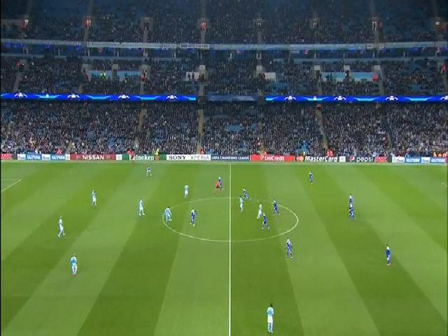 Manchester City 0-0 Dynamo Kiev