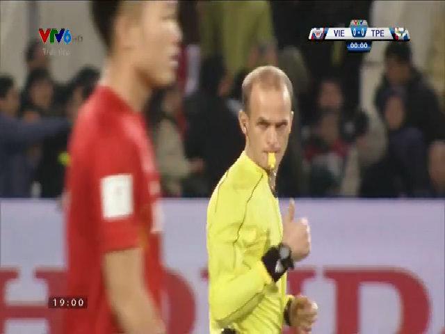 Việt Nam 4-1 Đài Loan