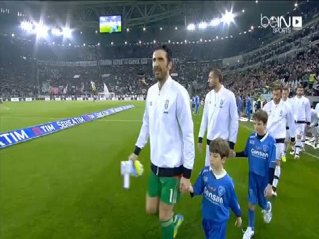 Juventus 1-0 Empoli