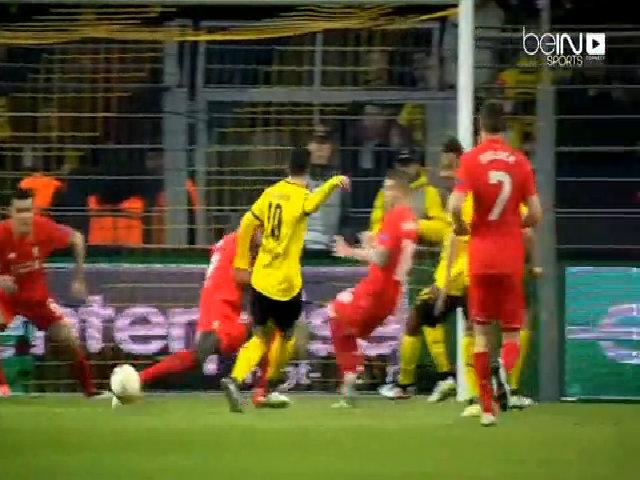 Borussia Dortmund 1-1 Liverpool