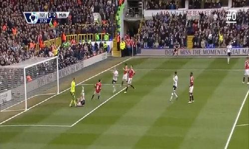 Tottenham 3-0 Man Utd