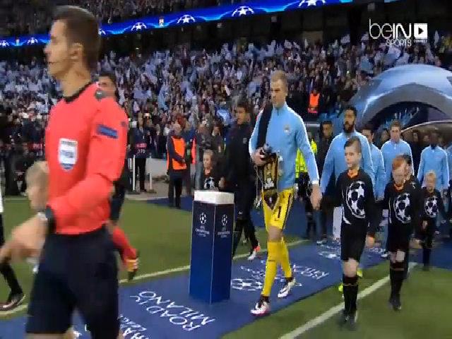 Man City 1-0 PSG