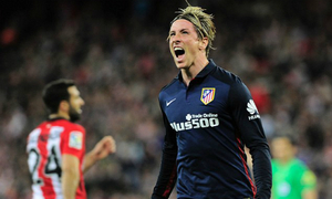 Athletic Bilbao 0-1 Atletico de Madrid