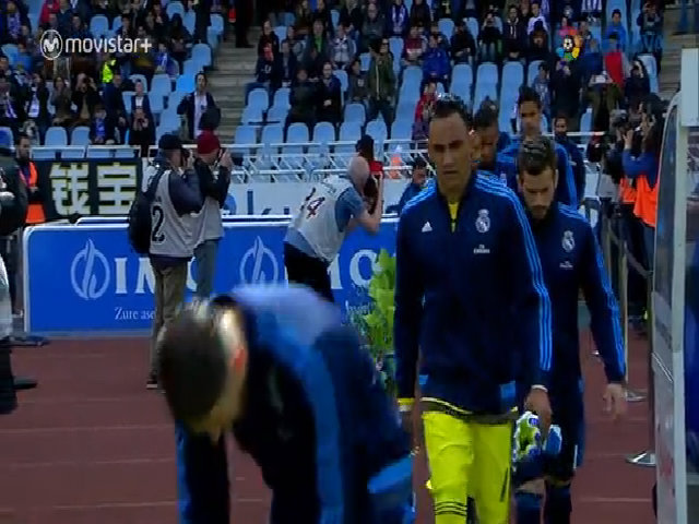Real Sociedad 0-1 Real Madrid