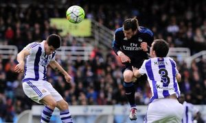 Real Sociedad 0-1 Real Madrid