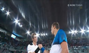 Tomas Berdych 0-2 Andy Murray