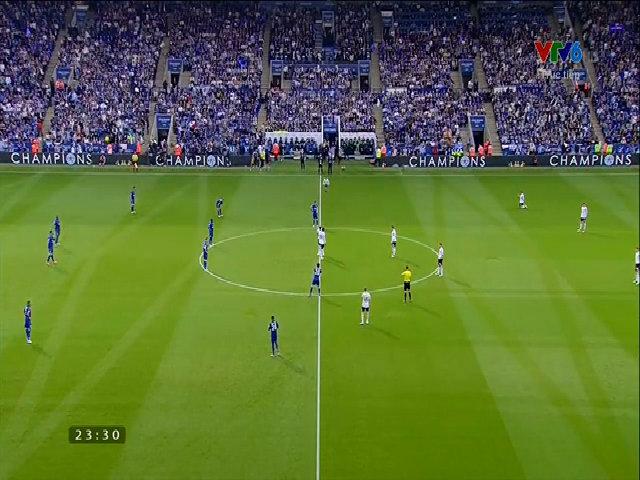 Leicester City 3-1 Everton