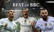 Những pha ghi bàn đẹp nhất của bộ ba BBC mùa này