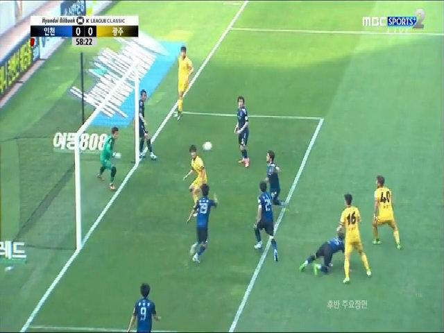 Xuân Trường lần đầu đá chính tại K.League