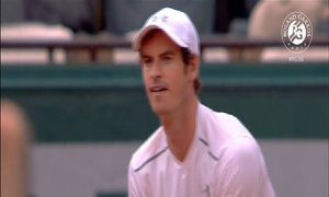 Radek Stepanek 2-3 Andy Murray