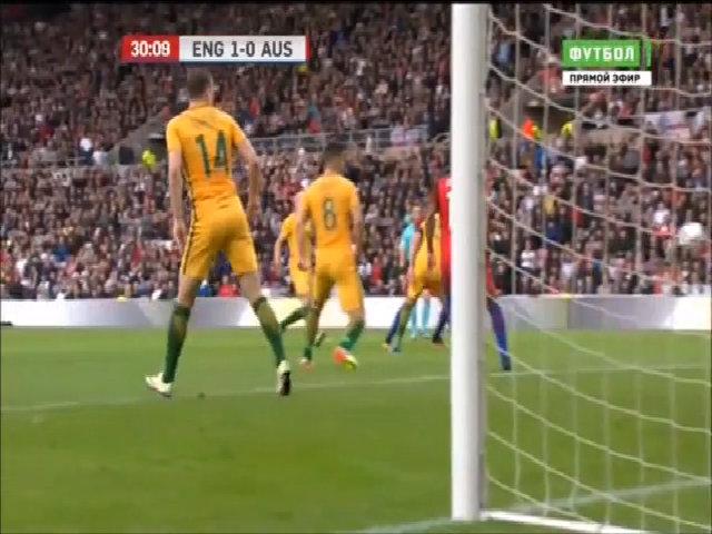 Anh 2-1 Australia