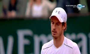 Richard Gasquet 1-3 Andy Murray