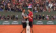 Novak Djokovic 3-0 Dominic Thiem