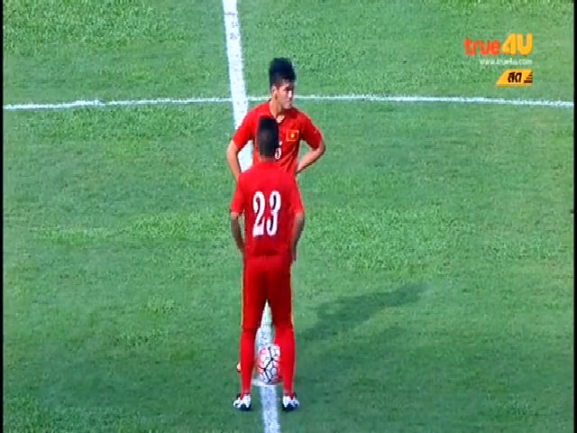 U21 Thái Lan 2-0 U21 Việt Nam