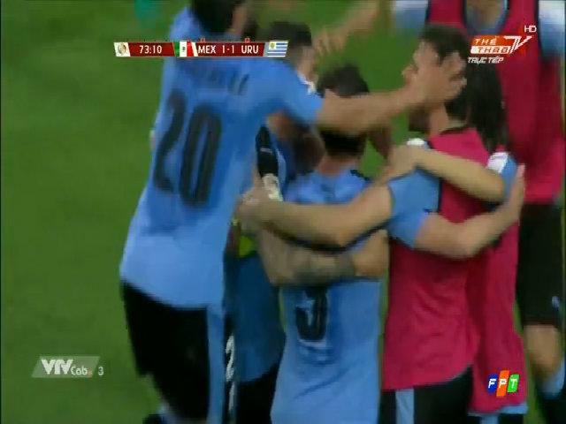 Mexico 3-1 Uruguay