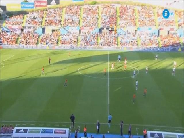 Tây Ban Nha 0-1 Georgia