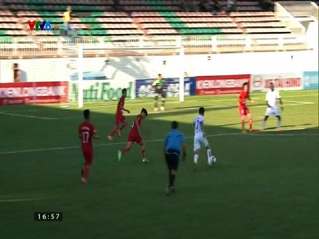 Hoàng Anh Gia Lai 1-0 Đà Nẵng