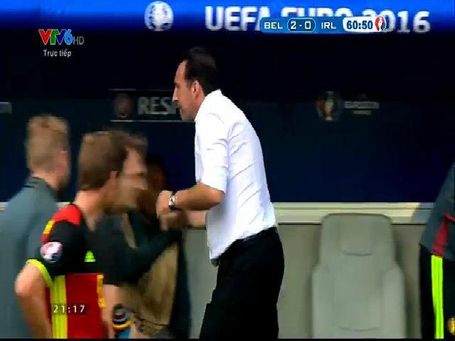 2-0 cho Bỉ