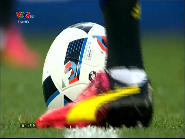 Tây Ban Nha 3-0 Thổ Nhĩ Kỳ
