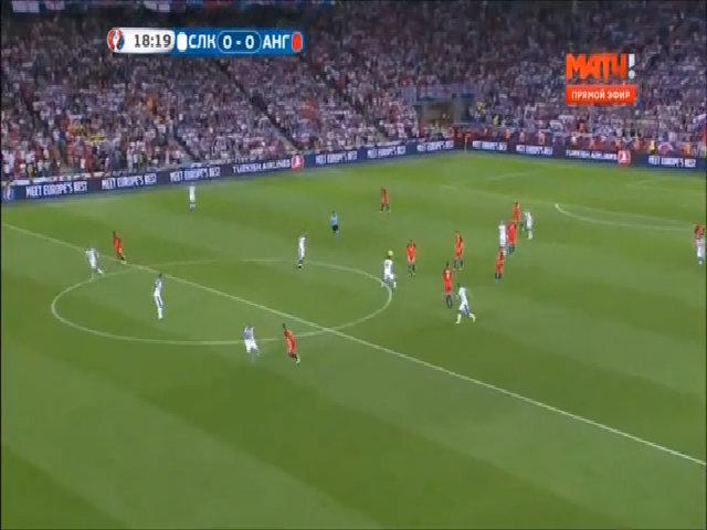 Slovakia 0-0 Anh