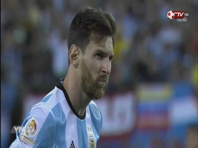 Argentina 0-0 Chile