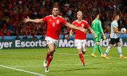 Bỉ 1-3 Xứ Wales