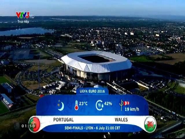 Bồ Đào Nha 2-0 Xứ Wales