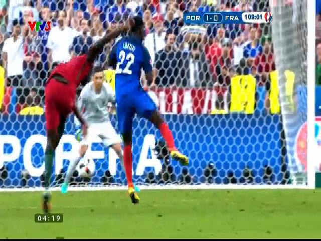 Pháp 0-1 Bồ Đào Nha