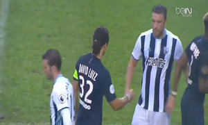 Paris Saint Germain 2-1 West Bromwich Albion