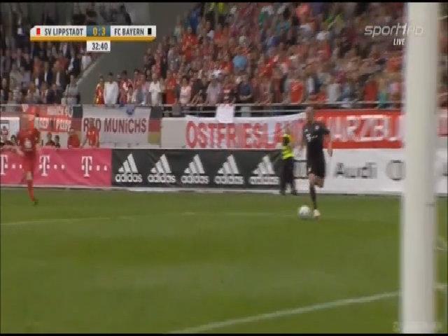 Lippstadt 08 3-4 Bayern Munich