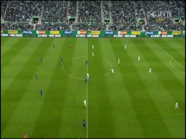 Rapid Wien 2-0 Chelsea