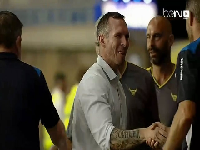 Oxford United 1-2  Leicester City