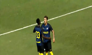 Real Salt Lake 1-2 Inter Milan